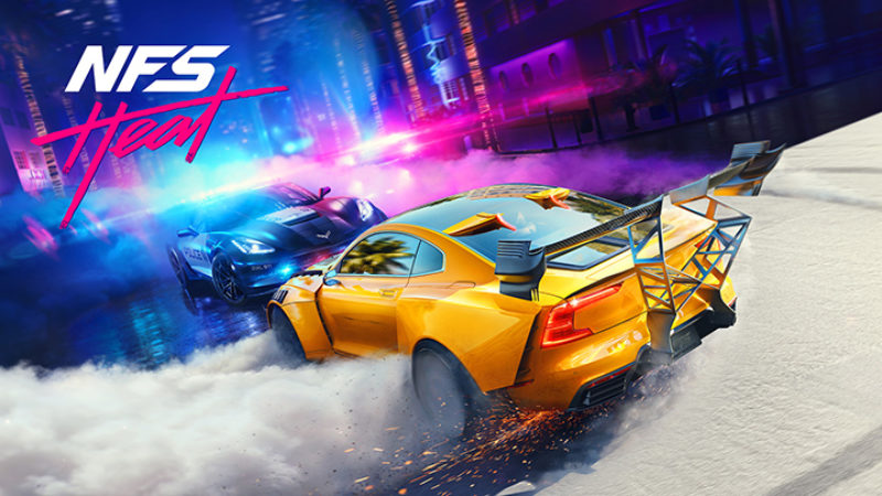 La bande originale de Need for Speed ​​Heat