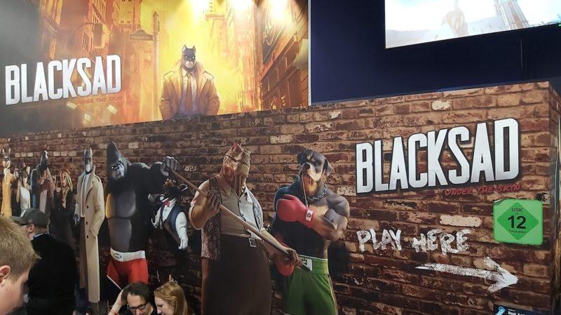 Blacksad: Under The Skin Plus Tôt Que Prévu Sur PS4 Et XBOX One