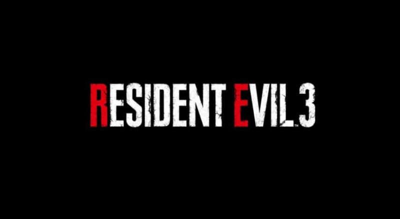 La démo de resident evil 3 Jeudi et la bêta de Resident evil resistance bientôt